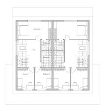 duplex floor plans for narrow lots marvellous ideas large duplex house plans 7 plans corner lot