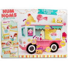 num noms lipgloss truck craft kit walmart com