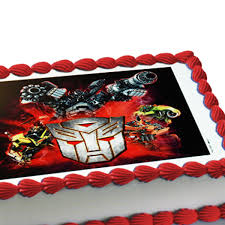 transformers cake decorations despicable me transformers gift baskets and florals specialty