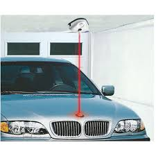 amazon com maxsa park right garage laser park adjustable single