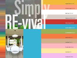 Modern House Color Palette Furniture Delightful Mad For Mid Century Dulux Paint Colors