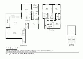 wells cathedral floor plan 122 8 wells street southbank vic 3006 sold realestateview