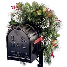 Mailbox Christmas Decor Ideas by 30 Ideas To Dress Up Your Mailbox In A Fairy Tale Look For This