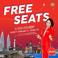 airasia singapore promo 13 19 nov 2017 airasia free air fare promotion for year 2018 to