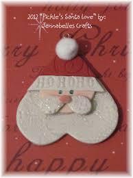 polymer clay christmas ornament jennabelles crafts pinterest