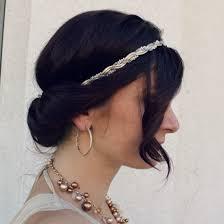 hair with headband headband bun hair tutorial ma nouvelle mode