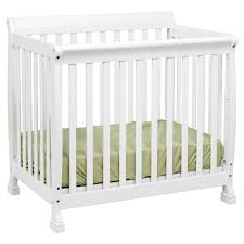 Jenny Lind Mini Crib by Davinci Kalani 2 In 1 Mini Crib And Twin Bed Babyearth Com