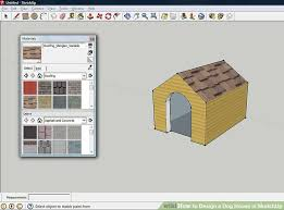 how to design a dog house in sketchup 10 steps with pictures