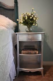 modern silver nightstand diy u2013 home designing