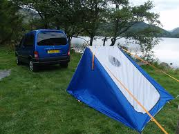 Vehicle Tents Awnings Amdro Boot Tent Tailgate Awning Amdro Alternative Campervans