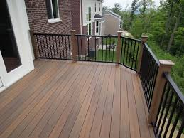 Fischer Homes Floor Plans by Fiberon Deck W Aluminum Railing Fischer Homes Ft Thomas