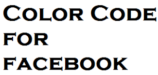 color code for facebook jeewan singh