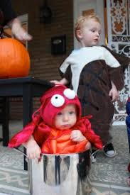 cutest baby lobster costume