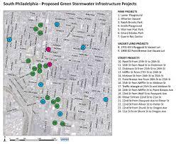 Philadelphia Neighborhood Map District Update Philadelphia Water Department