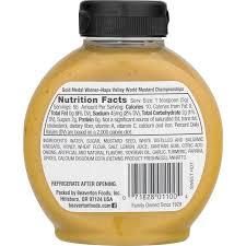 inglehoffer sweet hot mustard inglehoffer sweet hot mustard with honey 10 25 oz walmart