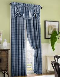 Navy Blue Plaid Curtains Appealing Navy Blue Plaid Curtains Ideas With Navy Blue Plaid