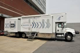 Vehicle Floor Plan Handls Mobile Research Vehicles