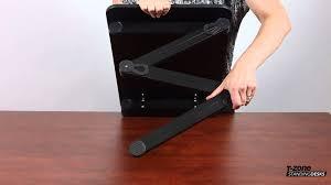 Desk Extender For Standing 4 Leg Desk Extender How To Use Youtube