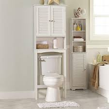 Bathroom Storage Above Toilet by Bathroom Cabinets Toilet Shelves Above Bathroom Over The Toilet