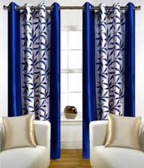 Blue Window Curtains Curtains Accessories Buy Curtains Accessories For