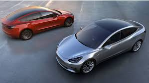 Wildfire Electric Car For Sale by Tesla Motors Unveils Its Long Awaited 35k Model 3 Electric Car