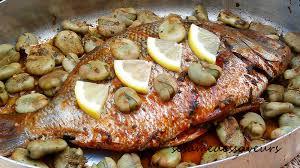 feve cuisine poisson aux fèves à la marocaine le sésame des saveurs