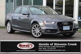 audi 2015 a4 used 2015 audi a4 for sale pricing features edmunds