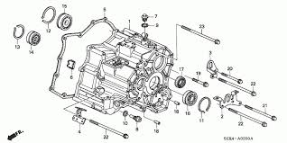 honda odyssey transmission 2000 honda odyssey engine diagram automotive parts diagram images