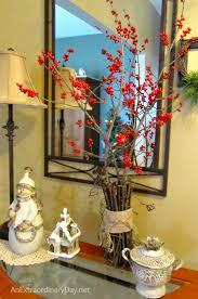 twig home decor woodland home decor twiggy vase 12 days of christmas an