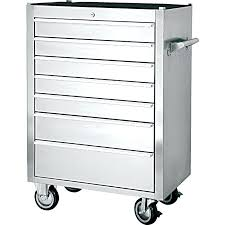 Kennedy Tool Box Side Cabinet Kennedy Pro 7 Drawer Stainless Roller Cabinet Tbr4307 S Cromwell