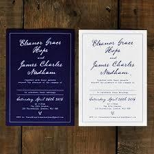 Calligraphy Wedding Invitations Fountain Pen Calligraphy Wedding Invitation By Feel Good Wedding