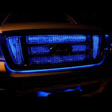 neon lights for trucks interior led car lights green 4 piece flexible strip lights inside