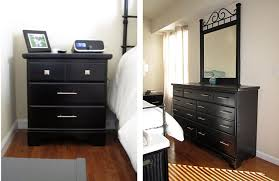 How To Repaint A Nightstand Painting 101 For Furniture Walls And More How To Nest For Less