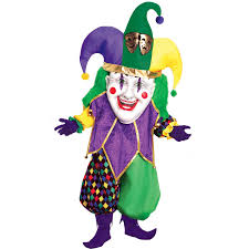 Jester Halloween Costumes Women Parade Jolly Jester Costume Buycostumes