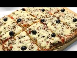 cuisine familiale rapide pizza familiale facile cuisinerapide
