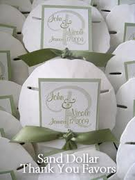 personalized sand dollars shore chic theme wedding accessories we sell seashells for