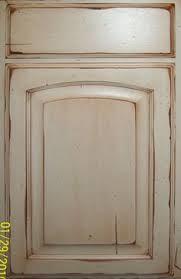 Cream Distressed Kitchen Cabinets The Magic Brush Inc Cabinet - Distress kitchen cabinets