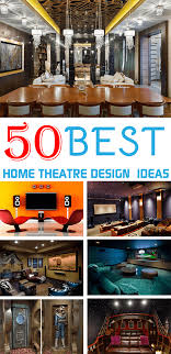 Creative Home Theater Design Ideas InteriorSherpa - Best home theater design