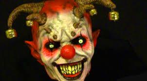 jingle bells killer clown latex halloween mask youtube