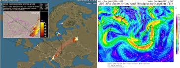 Jet Stream Map Forces Of Nature Alles Top Trotzdem Flop