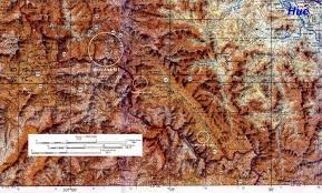 Gatech Map A Shau Valley Battle Maps