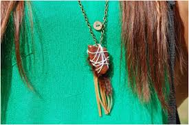 boho stone necklace images Top 10 groovy diy boho style jewelry top inspired jpg