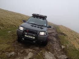 custom land rover lr2 landrover freelander td4 uprated intercooler off road