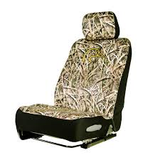 Ducks Unlimited Home Decor Ducks Unlimited Neoprene Low Back Seat Cover Spg Outdoors