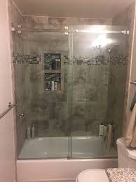 non glass shower doors shower royale bathtub shower doors