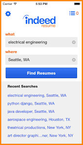 Indeed Com Post Resume 100 Indeed Resumes Search How To Get A Job On Indeed Resume