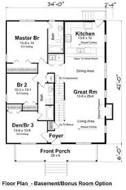 One Floor House Plan Simple Small House Floor Plans Simple One Story House Plans 1