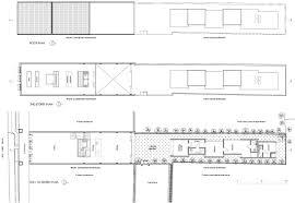 shop with living quarters floor plans boutique apartment building design idea from long narrow shop