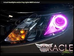 2010 ford fusion custom 10 12 ford fusion led colorshift halo rings headlights bulbs