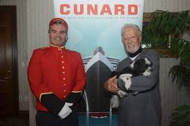 Dining Room Manager Accent On Travel Holds Cunard High Tea Cape Gazette